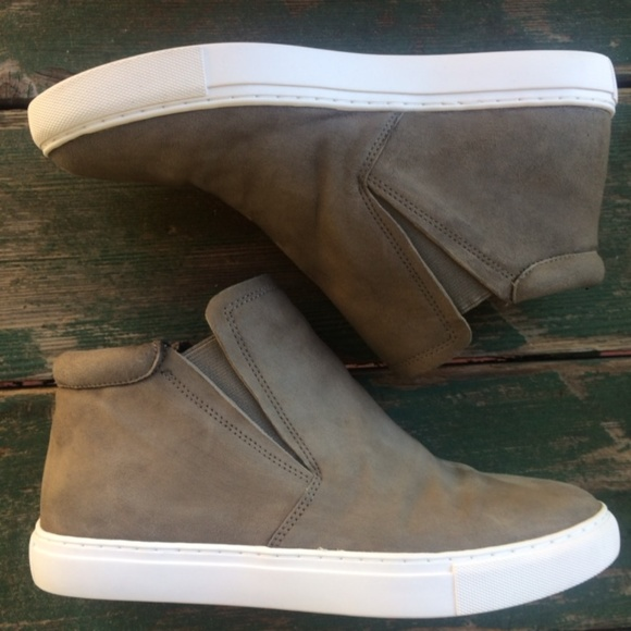 Kenneth Cole Kieran Suede Taupe Ankle